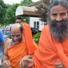 Yoga Day Celebration with Baba Ramdev